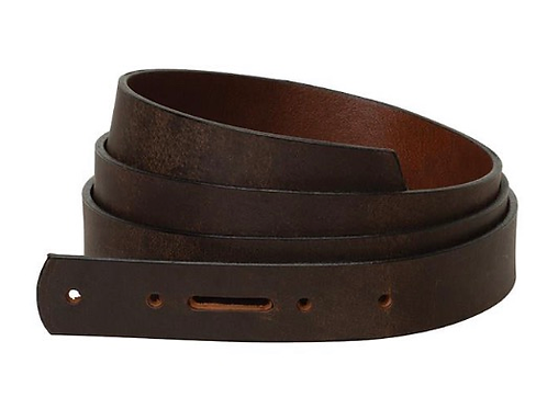 Water Buffalo Leather Belt