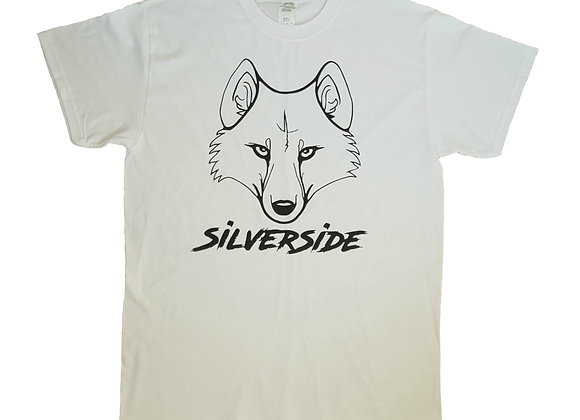 SilverSide Alpha White T-shirt