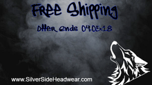 Limited Time Only: Free Shipping!