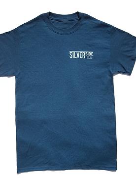 SilverSide Lunar Antique Cobalt Tshirt