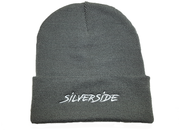 SilverSide Three Beanie Graphite Grey