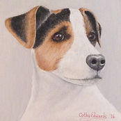 Jack Russell by Cathy Edwards