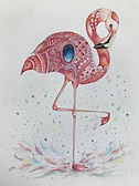Flamingo - September Birthstone.png