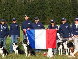 Continental 2016 - Bravo L'Equipe de France