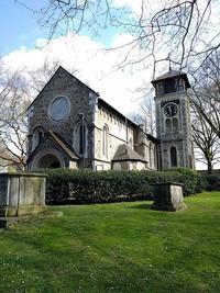 St Pancas Old Church