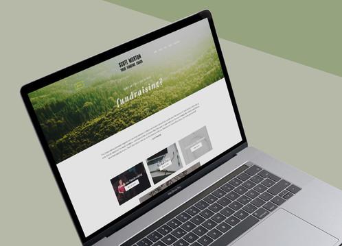 Funding Coach Website