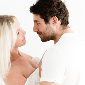 How to take your own couple portraits