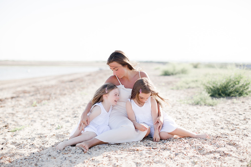 outdoor beach photo shoot, essex, family photographer, colchester