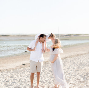 Dreamy beach maternity Session | West Mersea