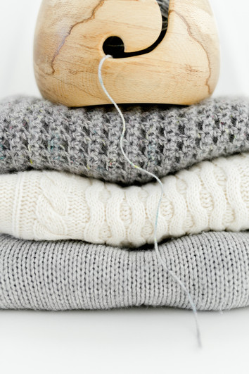 yarn bowl wool lifestyle product shoot colchester