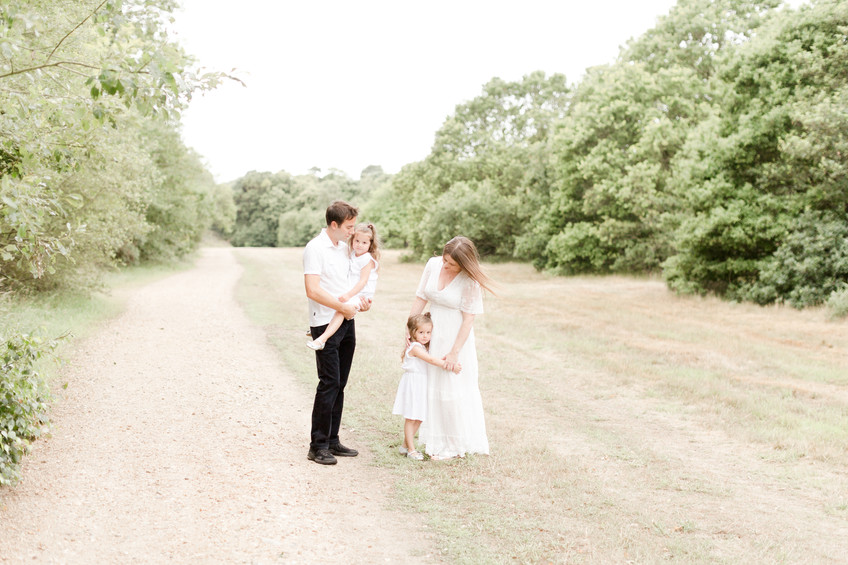 colchester woodland family photo shoot essex photographer