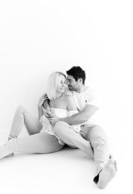 how to take your own couple shoot | ivory white photography