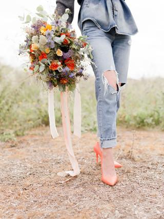 modern florist colchester boho