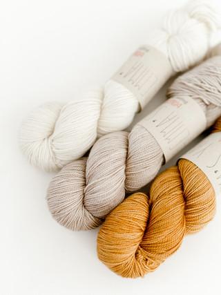 lifestyle product photogrpahy yarn, crochet. Essex