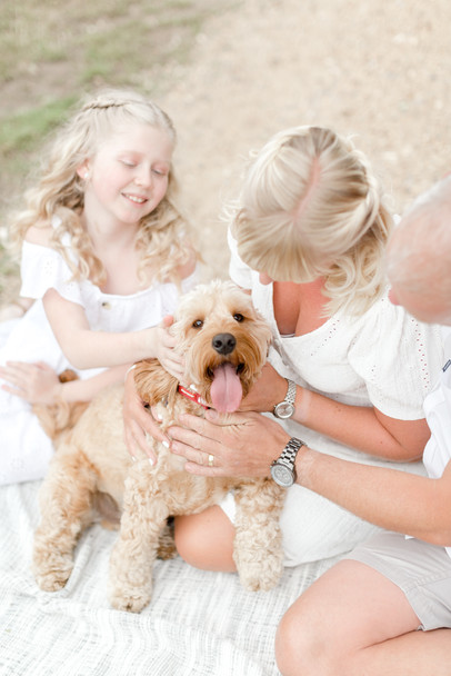 light and airy family and dog photographer colchester, essex