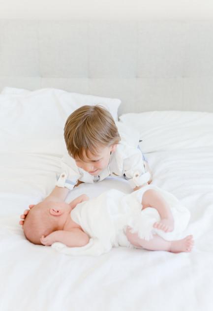 lifestyle newborn photographer essex london luxury in home family