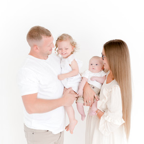 Studio family session | Ivory White Photography | Colchester