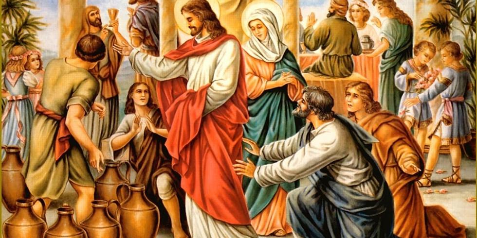 Thu Liturgy 01/21/2021 (Wedding of Cana)