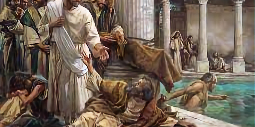 Fifth Sunday of Lent (The Paralyzed Man Sunday) Liturgy 04/11/2021