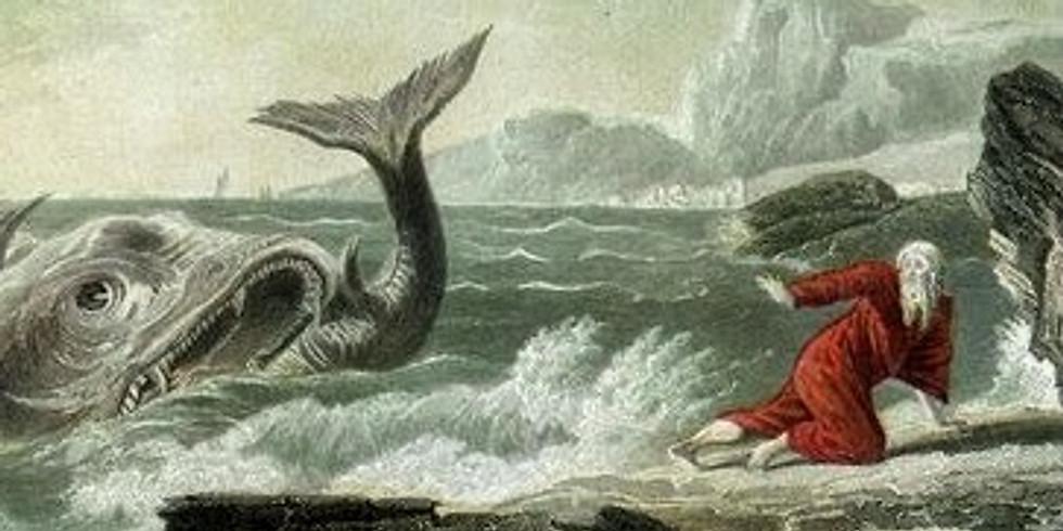 Jonah's Fast (1) Monday Liturgy 02/22/2021