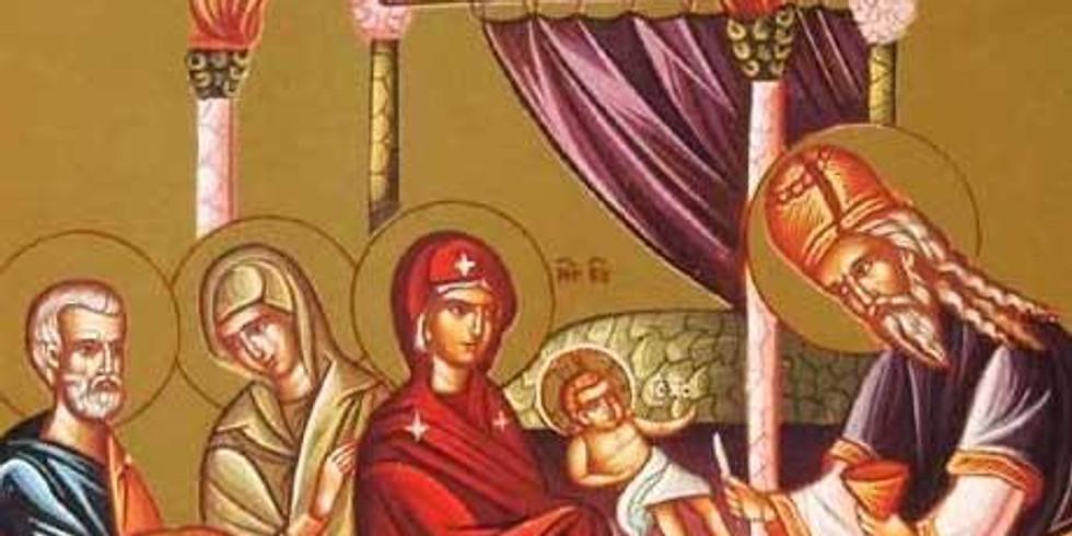 Thu Liturgy 01/14/2021 (Circumcision Feast)