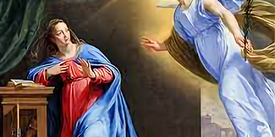 Wed Lent Liturgy (Annunciation) 04/07/2021