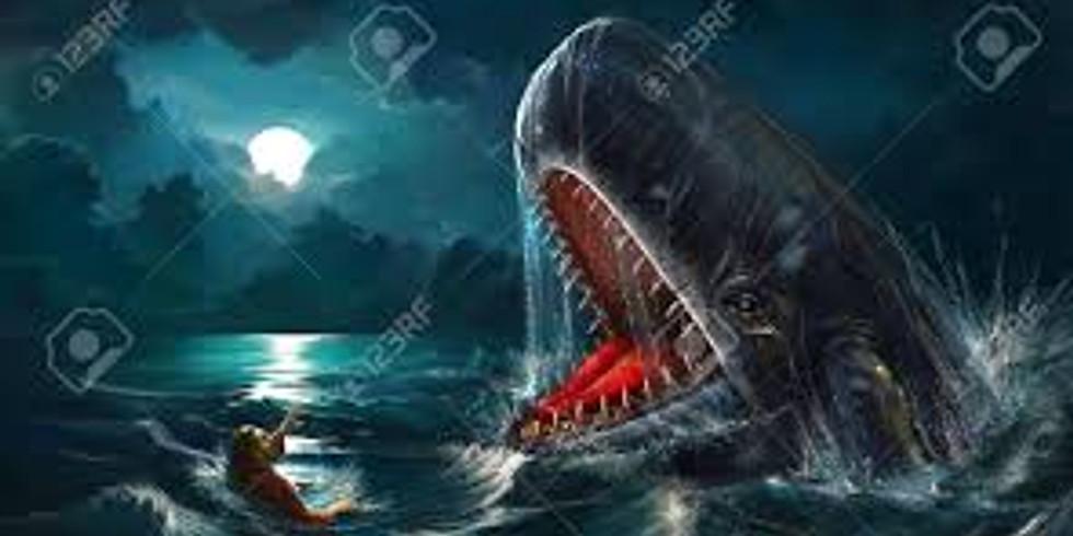 Jonah's Fast (2) Tuesday Liturgy 02/23/2021