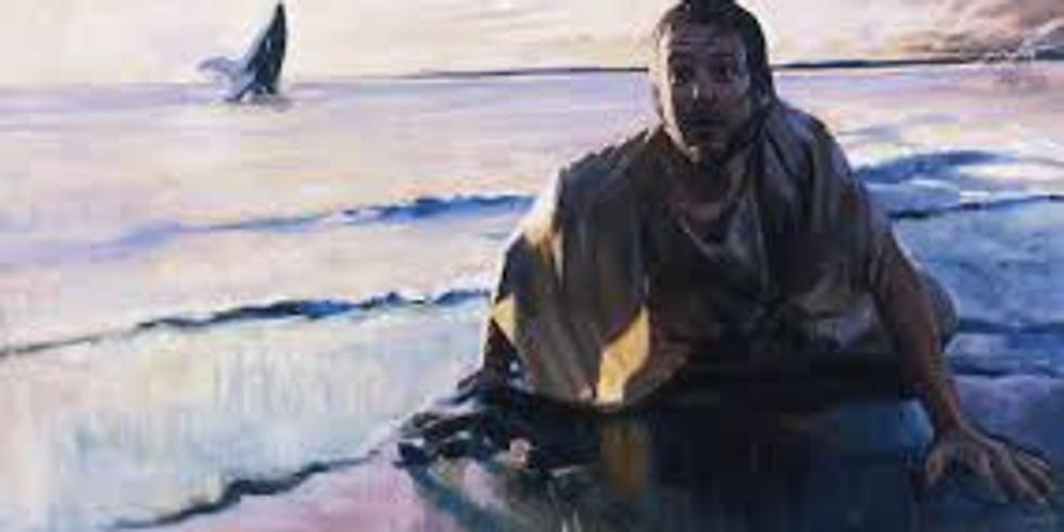 Jonah's Passover Thursday Liturgy 02/25/2021