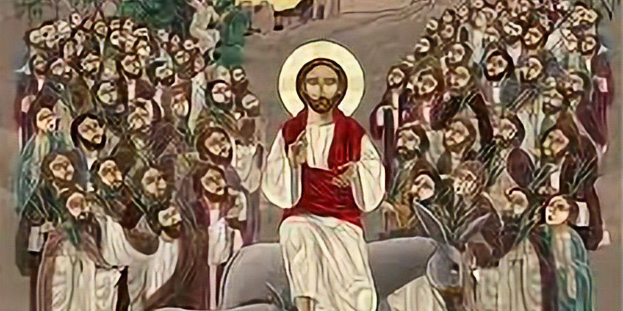 Seventh Sunday of Lent (Palm Sunday) 04/25/2021