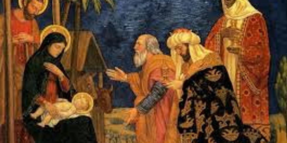 Nativity Liturgy 01/06/2021