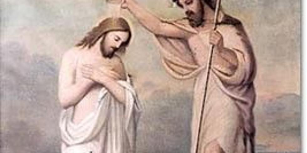 Mon Liturgy 01/18/2021 (Epiphany Lakan)