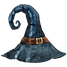 Pointed Witch Hat
