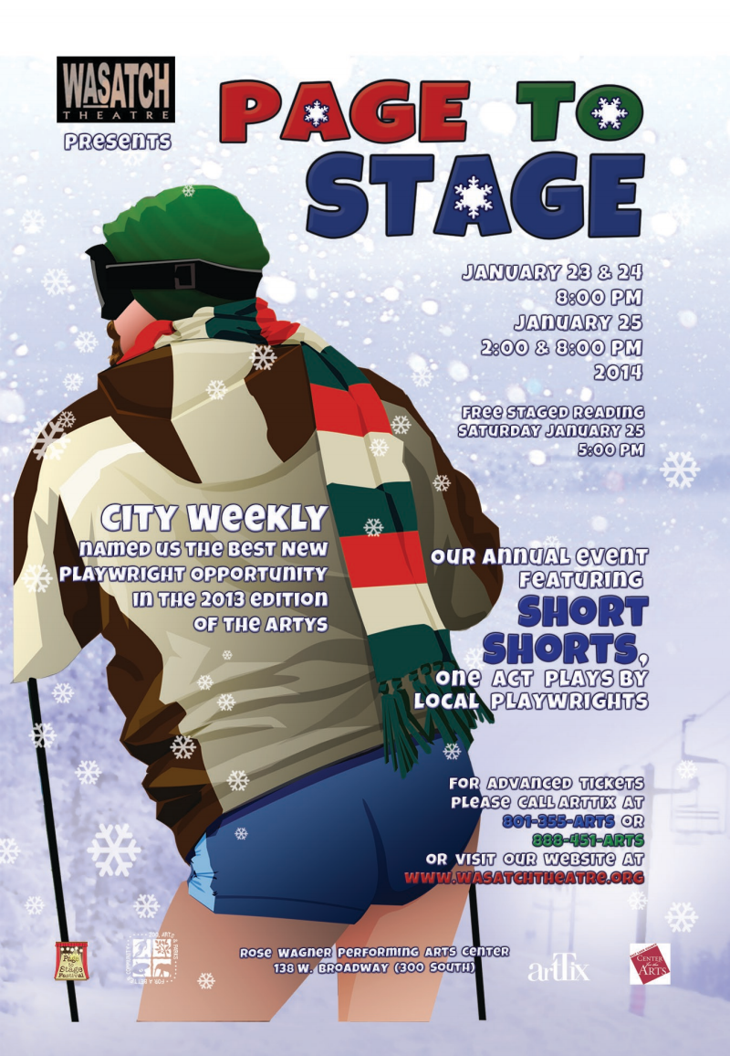 Page to Stage 2014