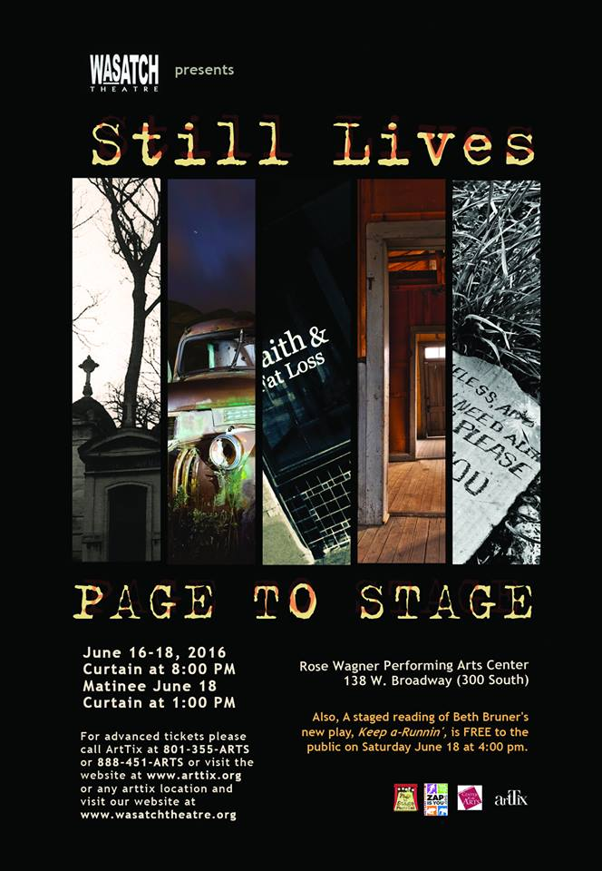 Page to Stage 2016