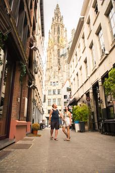 N+C strolling Antwerp Clock Tower.jpg