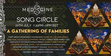 Song Circle 29th July 2020