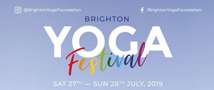 Brighton Yoga Festival - Summer 2019 – Kirtan