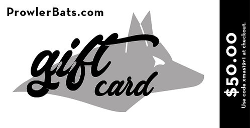 Gift Card ($50-$200)