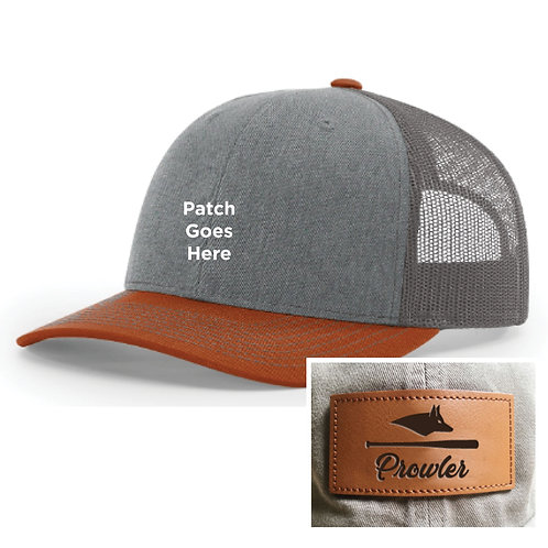 Orange Cap Trucker Hat