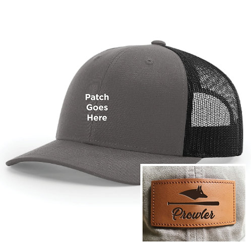 Gray Trucker Hat