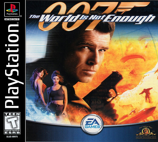 007 the wolrd is not enough - Repro - Ps1