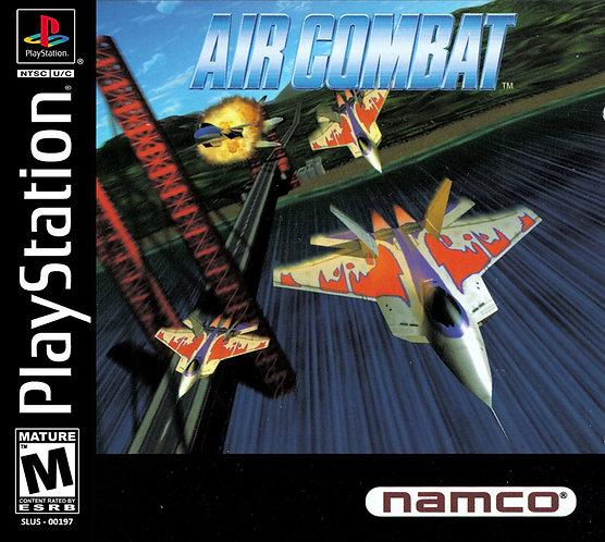 Air combat - Repro ps1