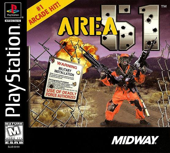 Area 51 - Repro - Ps1
