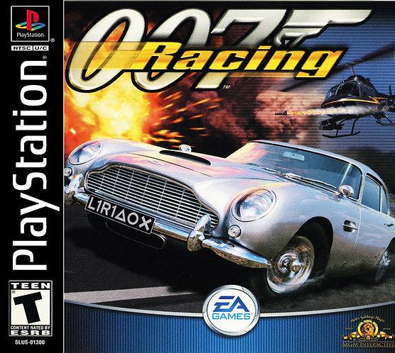 007 racing -Repro - Ps1