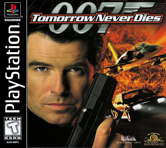 007 tomorrow never dies- Repro - Ps1