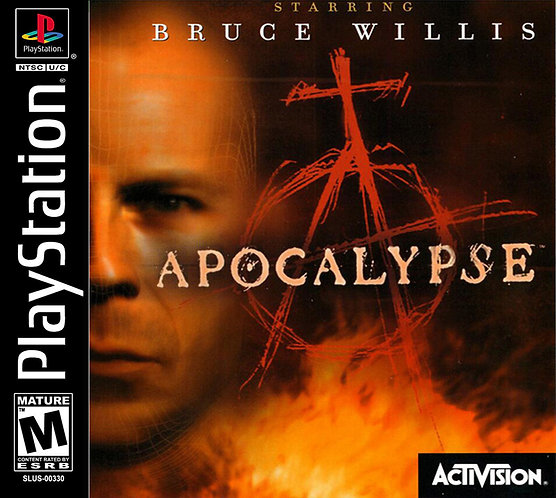 Apocalypse - Repro - Ps1