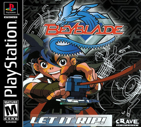 BeyBlade- Repro - Ps1