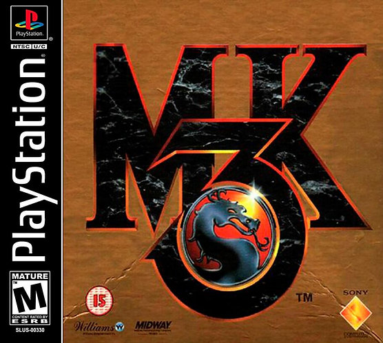 Mortal kombat 3 - Repro - Ps1