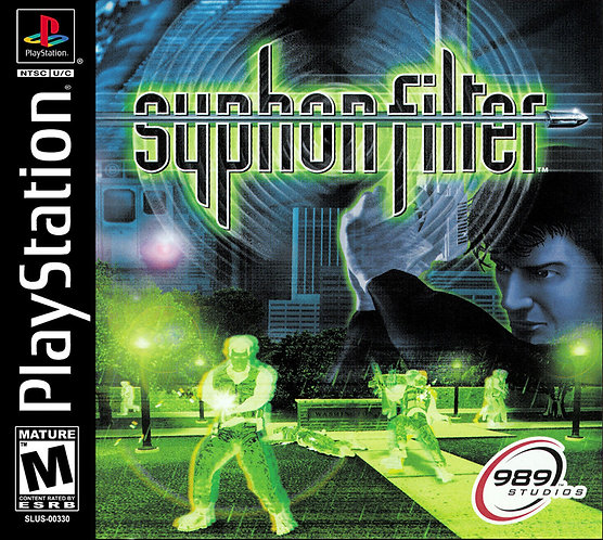 Syphonfilter 1 - Repro ps1
