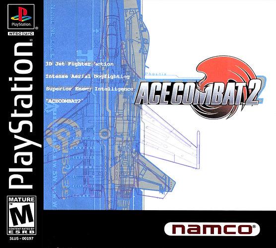 Ace combat 2 - Repro ps1